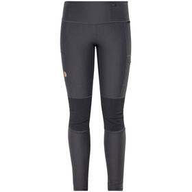 Fjällräven Abisko Trekking Pants Women grey/black